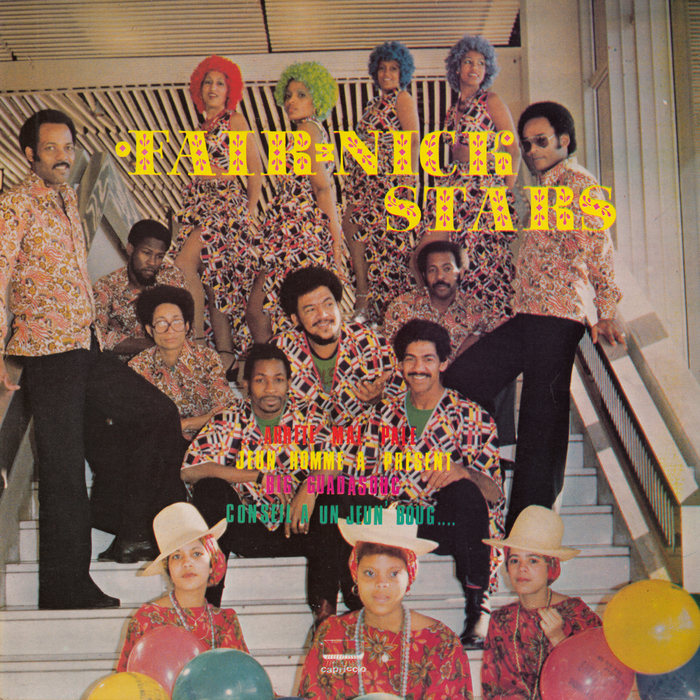Fair-Nick Stars album art