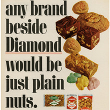 Diamond Walnuts ad (1965)
