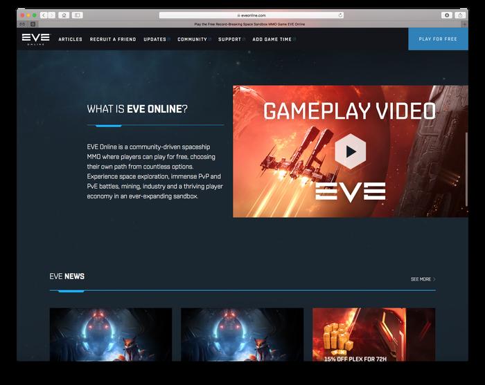 EVE Online 3