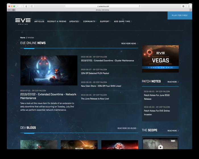 EVE Online 8