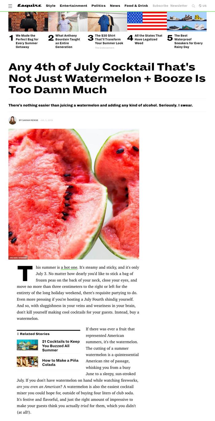 Esquire.com (2019) 6
