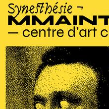 Synesthésie ¬ MMAINTENANT poster
