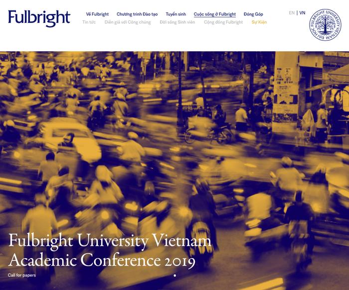 Fulbright University Vietnam 1