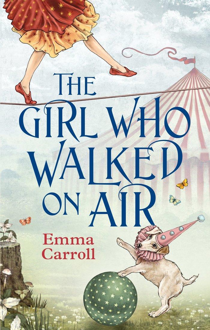 Emma Carroll paperbacks, Faber & Faber 3