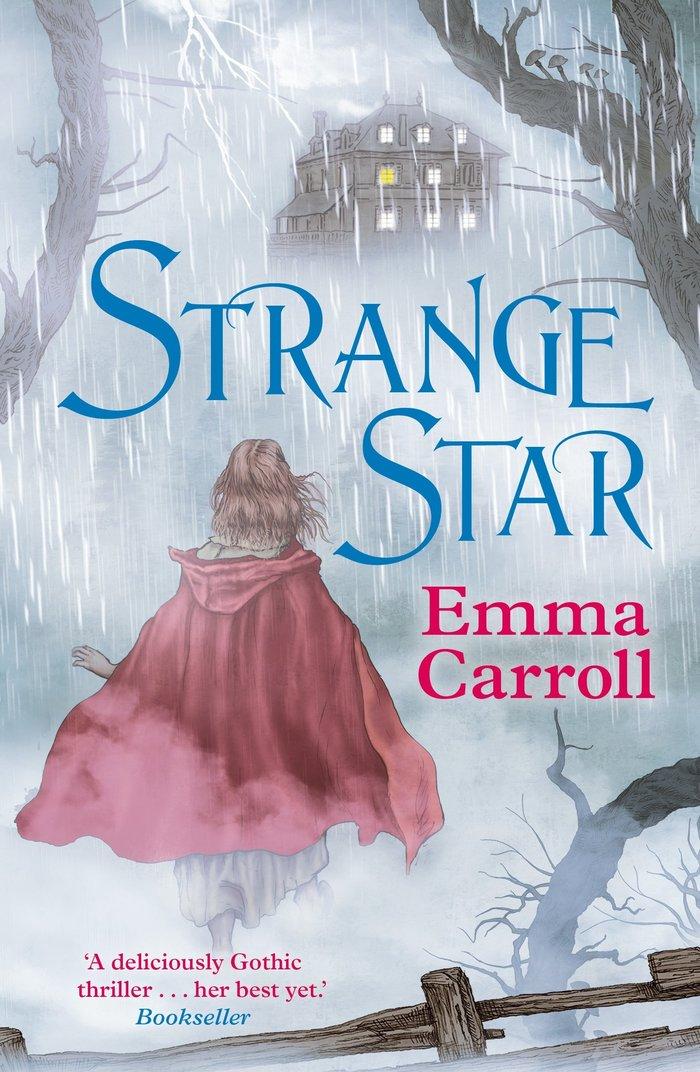 Emma Carroll paperbacks, Faber & Faber 5