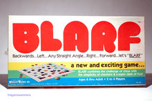 Blarf<cite> </cite>board game (1981)