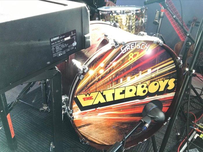 Drumskin.