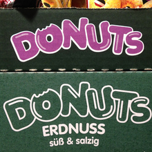 Funny-frisch Donuts
