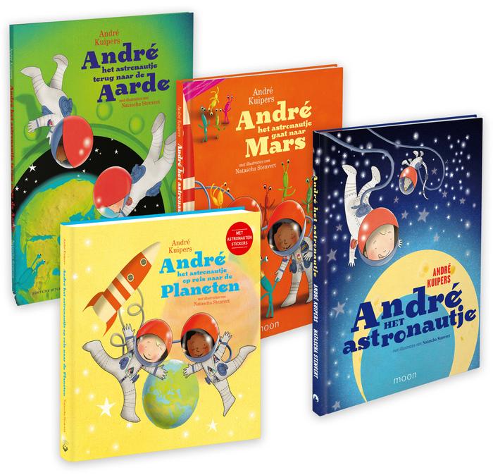 André het Astronautje 3