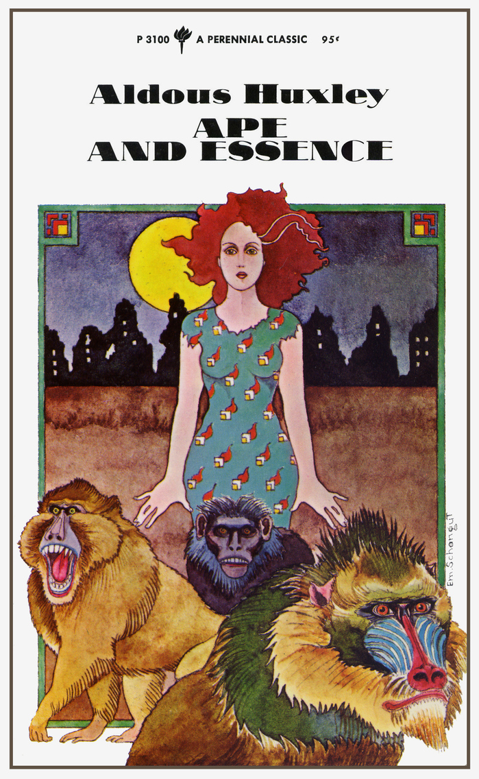 Ape and Essence, 1972