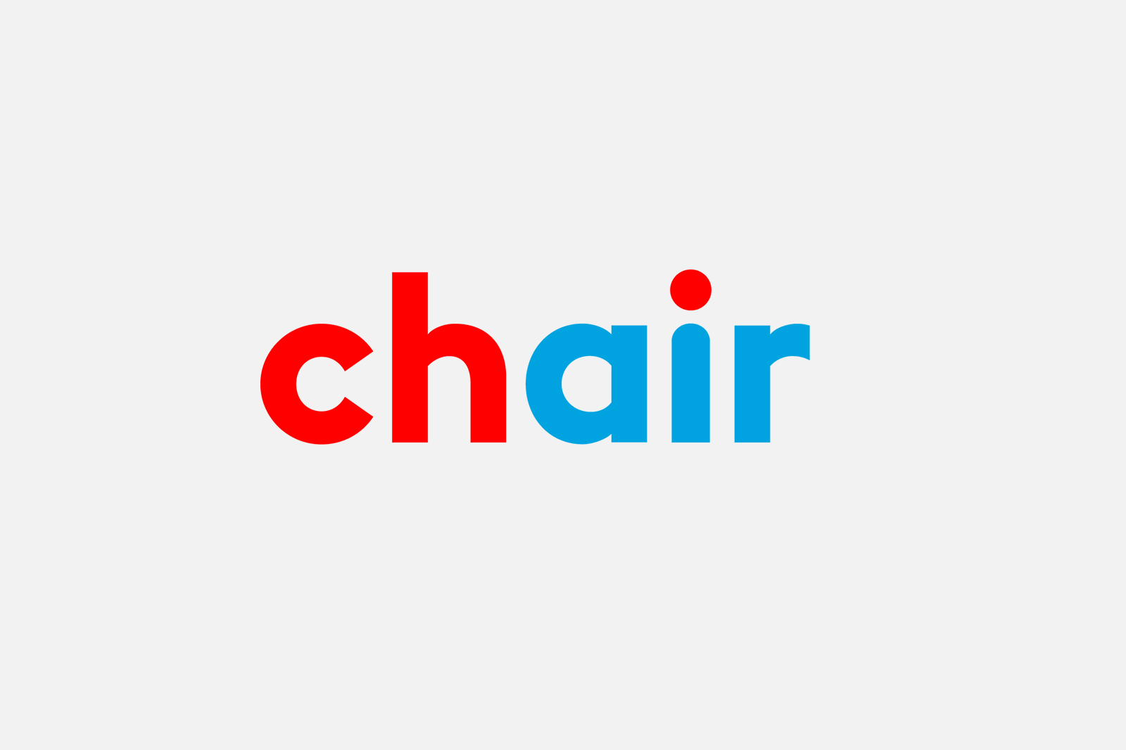 Chair Airlines - Fonts In Use