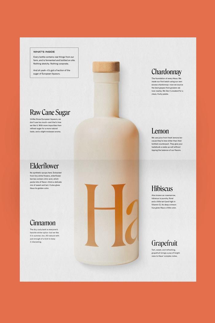 Ingredients, editorial insert