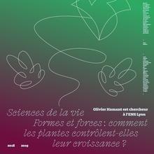 Conférences du Lycée du Parc 2018-19