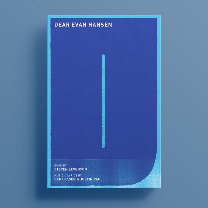 Dear Evan Hansen, front cover