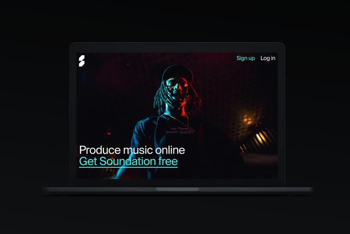 Soundation rebranding 2