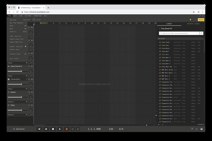 Soundation rebranding 3