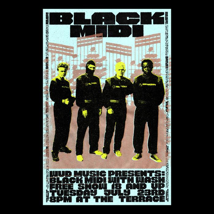 Black Midi @ The Terrace 1