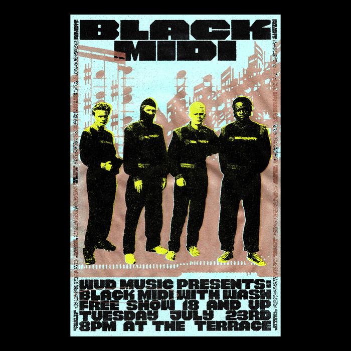 Black Midi @ The Terrace 3
