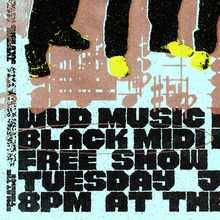 Black Midi @ The Terrace