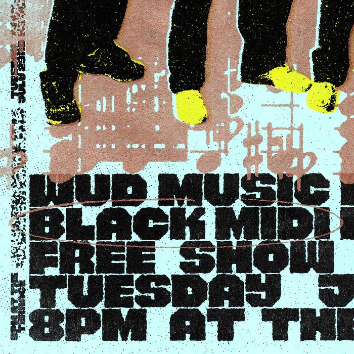 Black Midi @ The Terrace 2