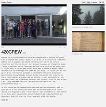 Antoine Omerin portfolio