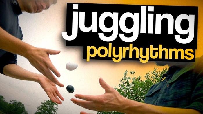 Thumbnail of Polyrhythmic Juggling