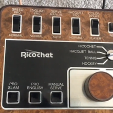 Ricochet (Pong console)