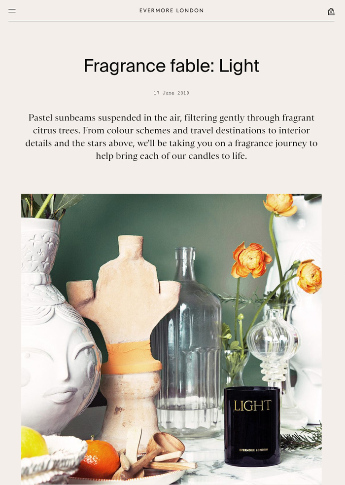 Evermore London Candles 5
