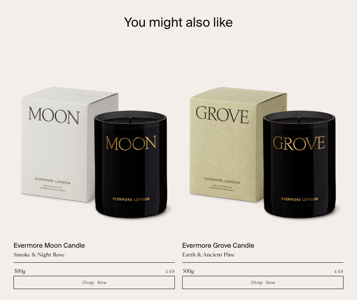 Evermore London Candles 7