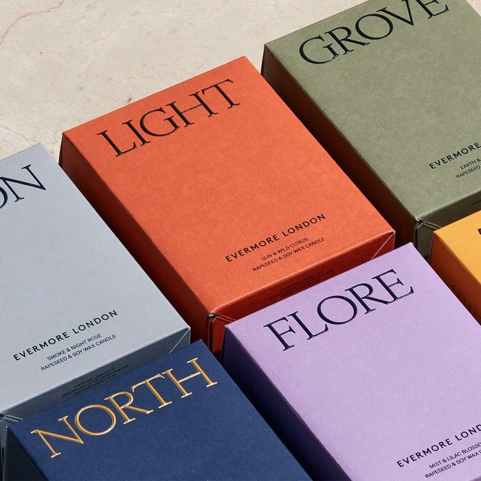Evermore London Candles 1