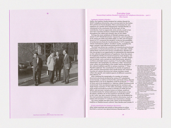 Footnotes, issue C 2