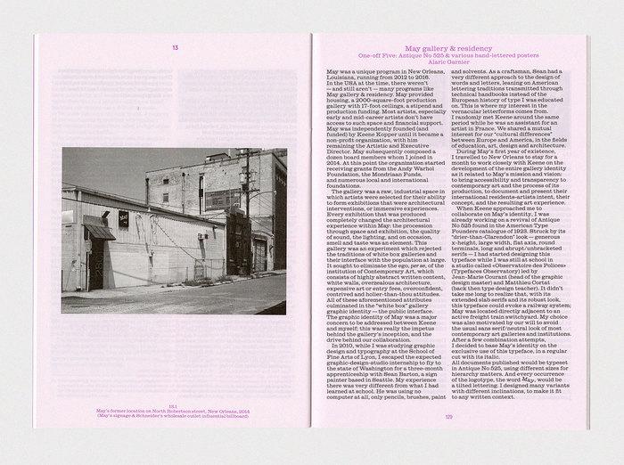 Footnotes, issue C 5