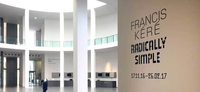 Francis Kéré: Radically Simple 12