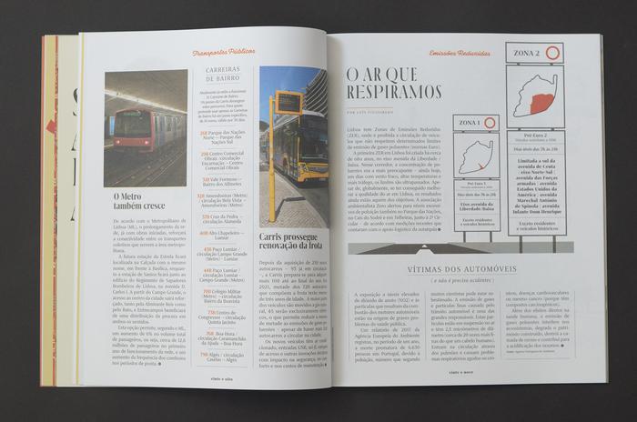Lisboa magazine redesign (2019) 5