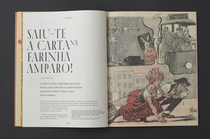 Lisboa magazine redesign (2019) 7