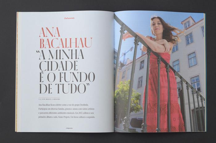 Lisboa magazine redesign (2019) 9