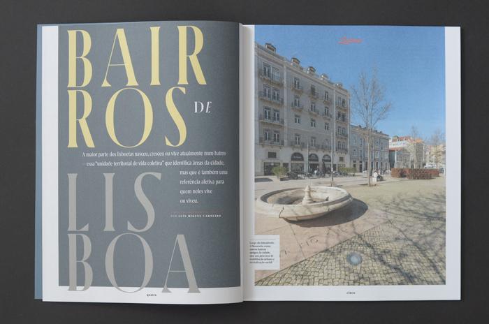 Lisboa magazine redesign (2019) 13