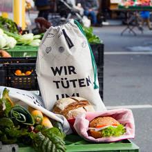 Umtüten shopping bags