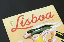 <cite>Lisboa</cite> magazine redesign (2019)