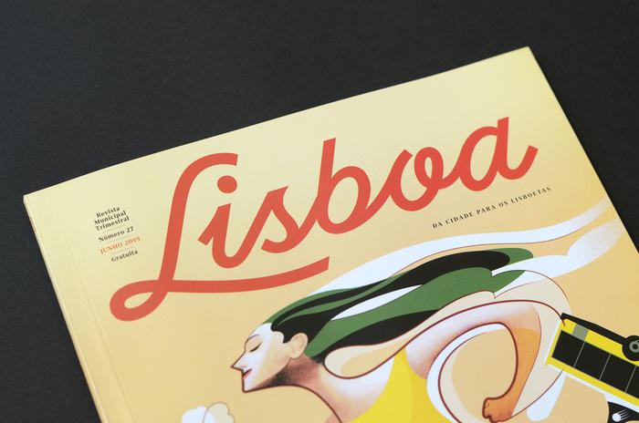 Lisboa magazine redesign (2019) 1