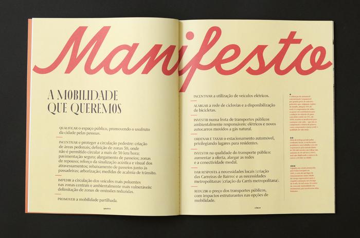 Lisboa magazine redesign (2019) 3