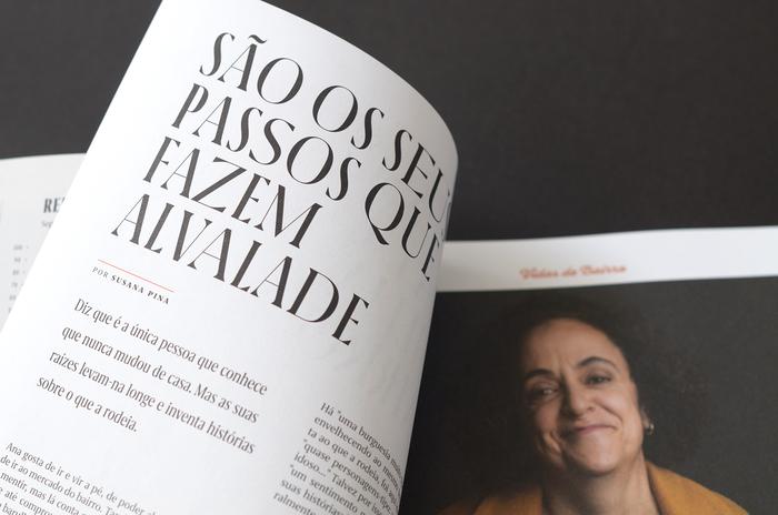 Lisboa magazine redesign (2019) 6