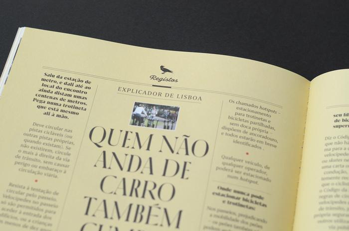 Lisboa magazine redesign (2019) 14