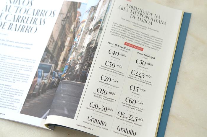 Lisboa magazine redesign (2019) 18