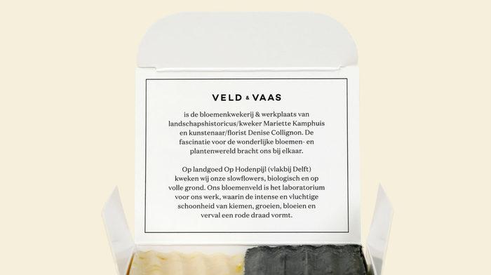 Veld & Vaas bloemenzeep 6
