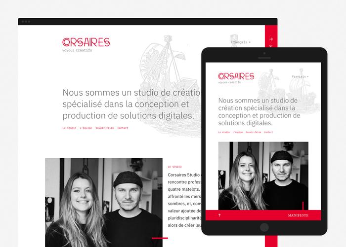 Corsaires Studio 2