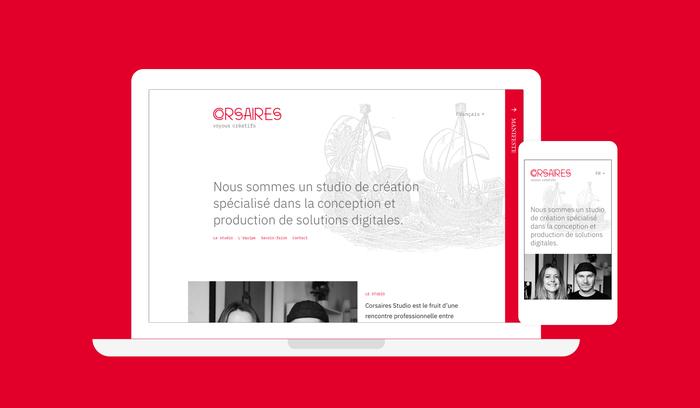 Corsaires Studio 1