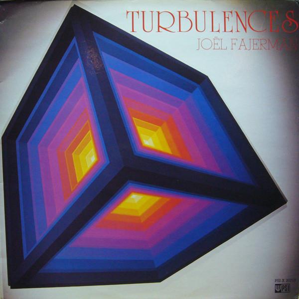 Joël Fajerman – Turbulences album art 1