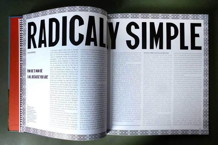 Francis Kéré: Radically Simple 5