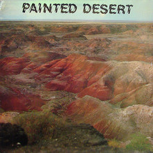 Joël Fajerman – <cite>Painted Desert</cite> album art